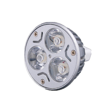 цена на High lumen MR16 LED spot light GU10 GU5.3 12V 220V 110V 3W Spotlight led bulb 12V Bulb Lamp E27 E14 Led Lamps