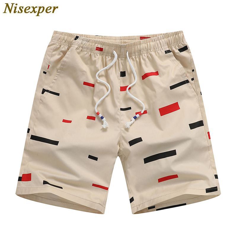 Mens Shorts Summer Cotton Breathable Shorts Men Fashion Casual Printed Mens Shorts Beach Shorts Mens Plus Size 5XL ...