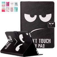 For Mini IPad Pro 9 7 Cover Case Smart Wallet Silicone Stand Case Girl Kids Gift