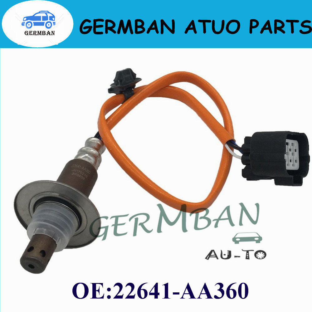 Oxygen Sensor Upstream For 06 11 Subaru Impreza Legacy Forester 2000 L Ignition Wiring Outback 25l H4 22641 Aa36a Aa360 234 9123 In Exhaust Gas From