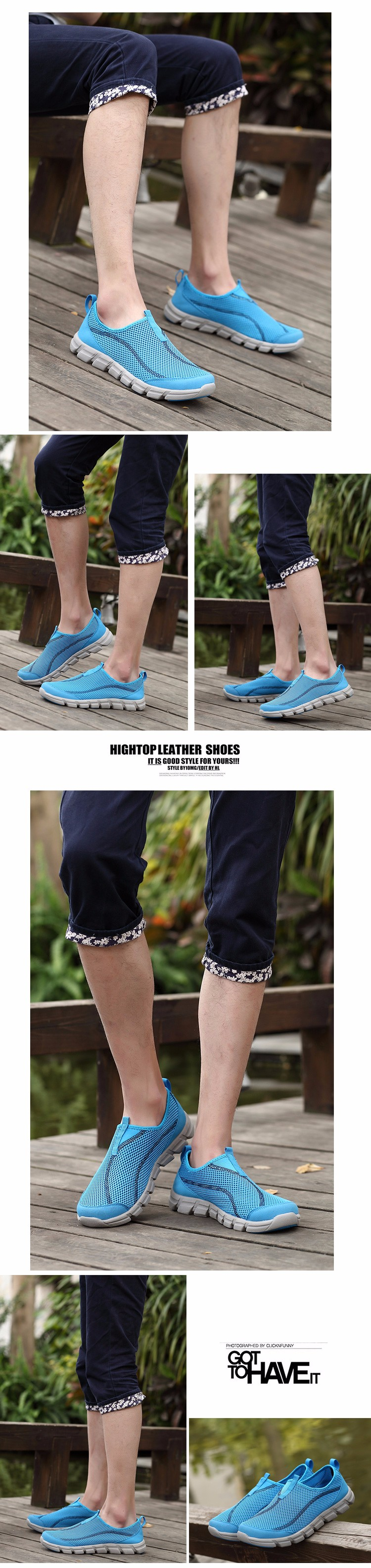 LEMAI 16 New Cool Athletic Men Sneakers Summer Breathable Mesh Sport Shoes For Men Outdoor Super Light Running Shoes FB013 15