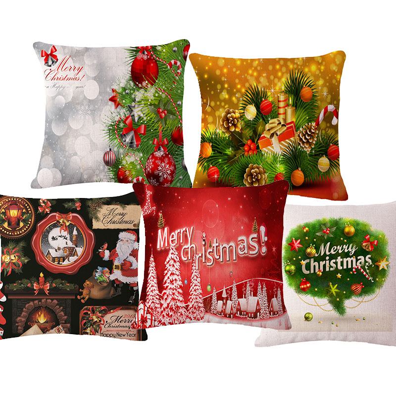 Merry Christmas Gift Super Quality Home Sofa Decorative  : Merry Christmas Gift Super Quality Home Sofa Decorative Cushion with No Filling 17 Linen Car Sofa from www.aliexpress.com size 800 x 800 jpeg 232kB