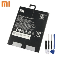 Xiao Mi Xiaomi BN80 Phone Battery For Pad4 Plus Tablet 4 Original Replacement + Tool