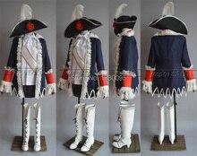 Hetalia Prusia Cosplay/Vestido