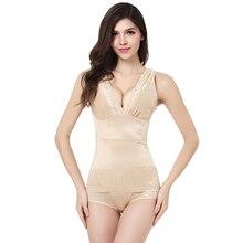 Sexy Women Shaper Spandex Bodysuits Ladies Underwear Plus Size Trainer Hot Body Shaper Slim Slimming Underbust