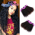 8A Original Rosa Hair Product 3 Bundles Mongolian Kinky Curly Hair,Cheap Afro Mongolian Kinky Curly Virgin Human Hair Kbl Hair
