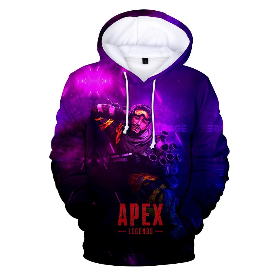 3D Printed Apex Legends Game Hoodies 2