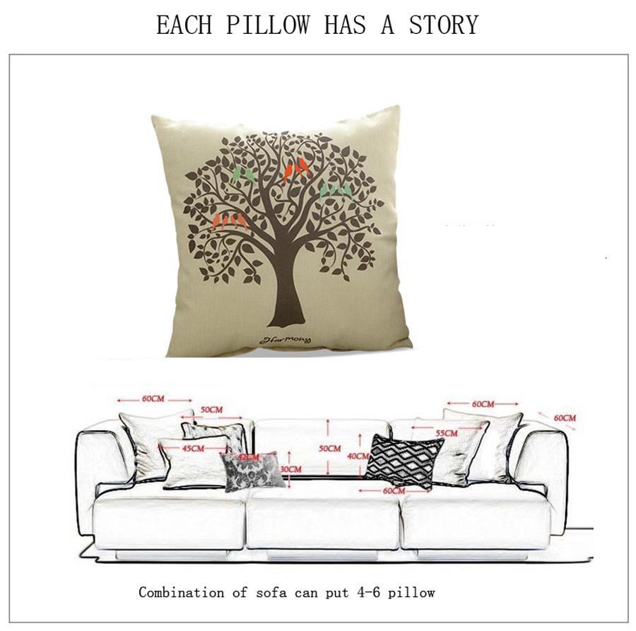 Cushion Cover for Safa