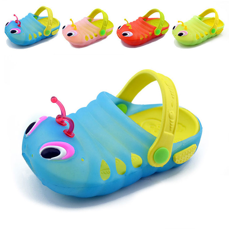 e750ee0f23d baby slipper for girls and boys baby girl brand sandals slippers kids  caterpillar EVA sandals shoes sapato infantil menina-in Sandals from Mother    Kids on ...