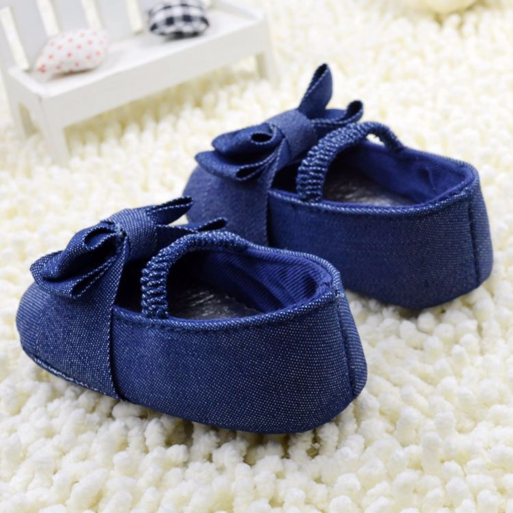 Bowknot Dots Newborn Baby Girl Lace Princess Shallow Ankle Sneakers Toddler Prewalker Anti-slip Shoe Summer Simple Baby Shoes Top Watermelons First Walkers