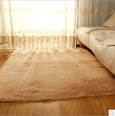 Bedroom Carpet Living Room Soft Mats Sofa Coffee Table Bedside Carpet Non Slip Rug Free Shipping