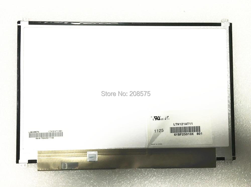Free Shipping LTN121AT11 LTN121AT11-801 Laptop LCD Screen 1280*800 LVDS 40 PINS 10 1 high quality hsd101pww2 a01 lcd screen for archos 101 xs2 1280 x 800 in stock free shipping