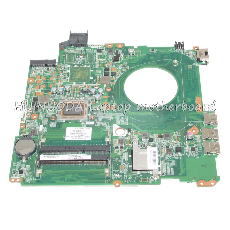NOKOTION 766714-501 766714-001 DAY23AMB6C0 Laptop Motherboard For hp pavilion 15-P 15Z-P A10-5745M CPU Mainboard full test nokotion 809986 601 809986 001 laptop motherboard for hp pavilion 17 p day21amb6d0 a10 7050m cpu ddr3 mainboard full works