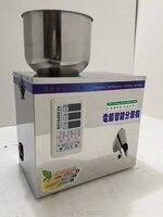 1 25g Automatic scale herb filling and weighing machine tea leaf powder grain,medicine,seed,salt rice packing machine powder fil