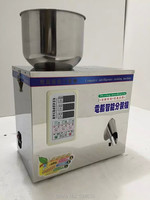 1 25g Automatic Scale Herb Filling And Weighing Machine Tea Leaf Powder Grain Medicine Seed Salt