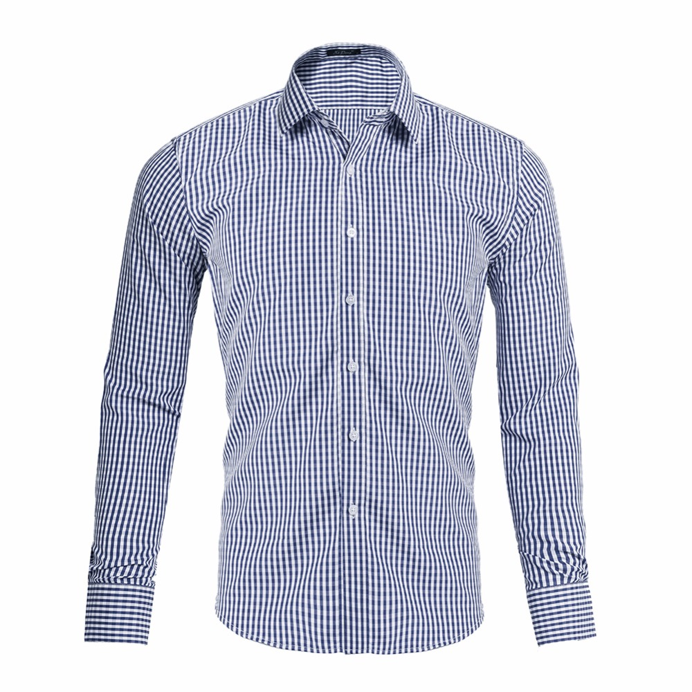 Popular Mens Long Sleeve Button Down Shirt-Buy Cheap Mens Long ...