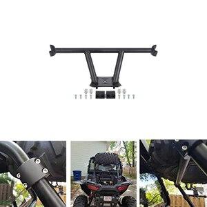 Image 2 - UTV Rear Spare Tire Mounting Rack Holder Frame for Polaris RZR XP 1000 XP4 2014 2015 2016 2017 2018 2019 Spare Tire Holder