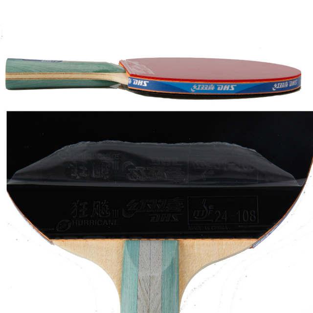 Online Shop DHS Original 5-Star Table Tennis Racket (5002 328714ec35ffa