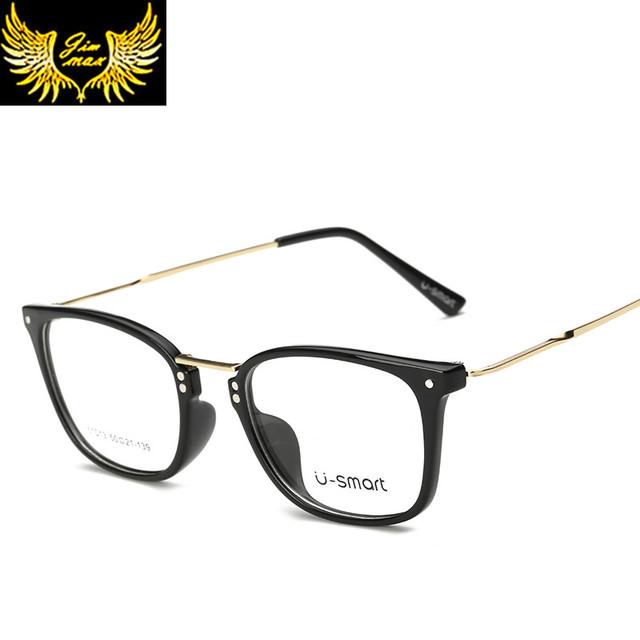 2016 New Arrival TR90 Retro Mulheres Estilo Moda de Qualidade Óculos de Olho Quadrado Estilo Frame Ótico Da Marca de Óculos de Design Para As Mulheres
