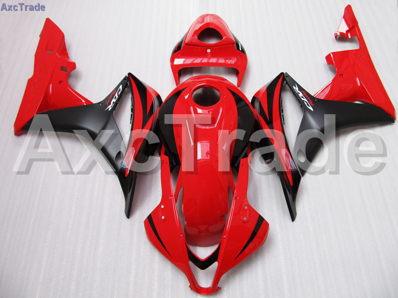 Moto Injection Mold Motorcycle Fairing Kit For Honda CBR600RR CBR600 CBR 600 RR 2007 2008 F5 Bodywork Fairings Custom Made C97 gray moto fairing kit for honda cbr600rr cbr600 cbr 600 f4i 2001 2003 01 02 03 fairings custom made motorcycle injection molding