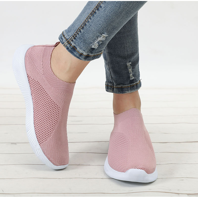 Ladies Espadrilles Slip-On Trainers 2