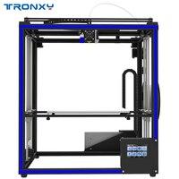 2019 TRONXY X5SA DIY металлический структура печати большой размеры 330*330*400 мм 3 D принтер комплект