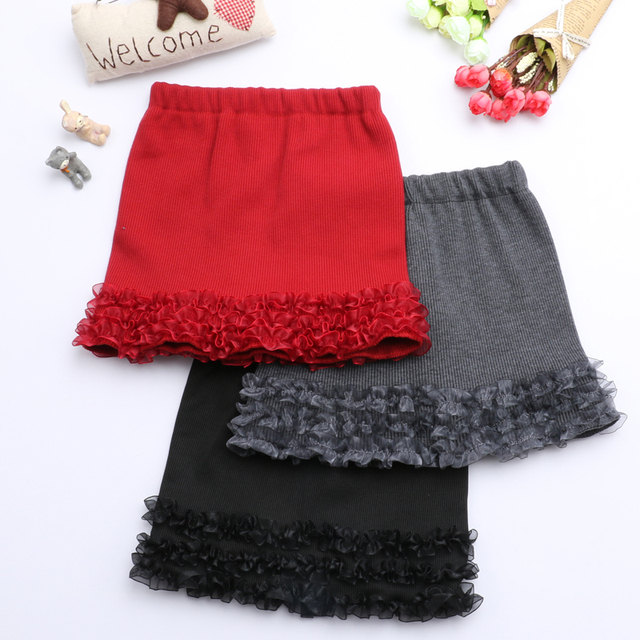 New Fashion Baby Girl Knitted Woolen Skirt 2016 Spring and Autumn Parent-Children 's Solid Color Korean Knitting Short Skirts