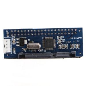 "Image 5 - IDE zu Serial ATA SATA 3.5 ""HDD Adapter Konverter Parallel Zu Serielle Festplatte"