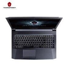 "Thunderobot 911SE-E5TA Игровые ноутбуки NVIDIA GTX1050Ti 4 ГБ GDDR5 Intel Core i5 7300HQ 15.6 ""1080 P 8 ГБ Оперативная память 1 ТБ HDD Подсветка DOS"