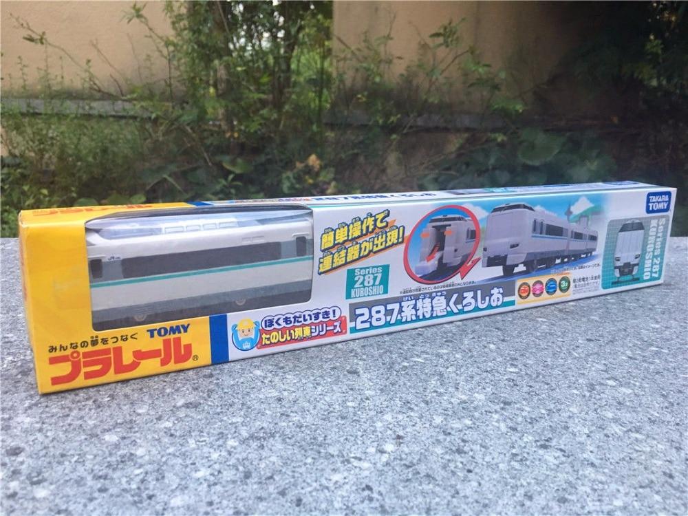 Takara Tomy Plarail Series 287 KUROSHIO Electric Motorized Train Toy Gift New недорго, оригинальная цена