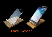 2018 New Phone display stand Mobile cell phone holder fashion Digital product holder jewelry/watch / bracelet display rack 10pcs цена и фото