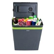 Холодильник автомобильный MYSTERY MTC-22 (Мощность 45В, объем 22 л., понижение температуры до -16 - 18, нагрев до +55С, термостат)