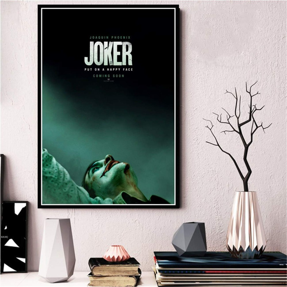 Movie Posters Gifts Artist Joaquin Painting Art-Picture Wall Art Printed Canvas Home-Decor