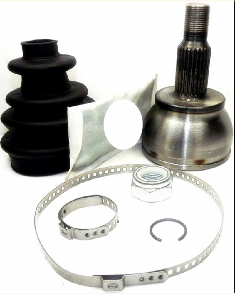 εξωτερικός c v άξονας αρθρωτού άξονα Άξονας μετάδοσης κίνησης για Mercedes Benz W169 A150 A160 A170 A180 A200 A220 A250 A45 εξωτερικό25 *