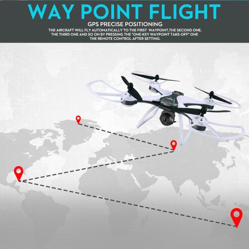 Professionnel 1080 p HD Antenne Intelligente 5g GPS RC Drone 2.4g 300 m WIFI FPV GPS Suivre Me télécommande drone Hélicoptère VS B5W S20