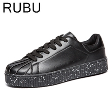 2017 New leather men shoes casual fashion round toe lace up cow leather high quality mens sport flat shoes leisure wrok shoe /03