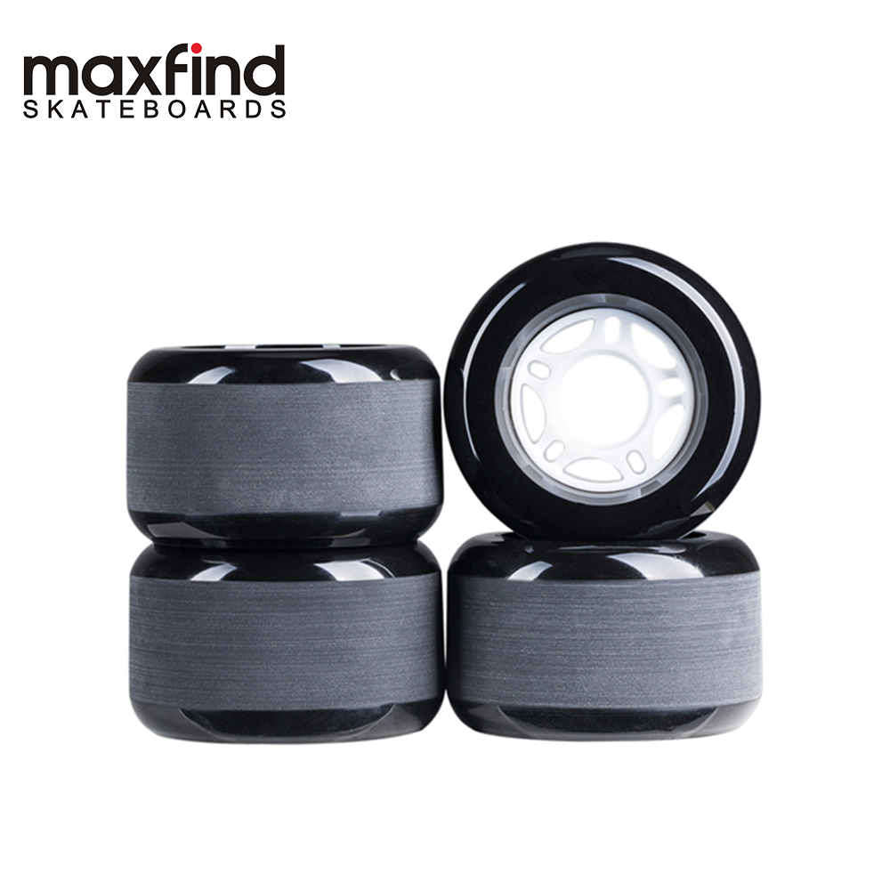 Maxfind roți skateboard electrice colorate 70 * 42mm roți skateboard PU China pentru skateboard