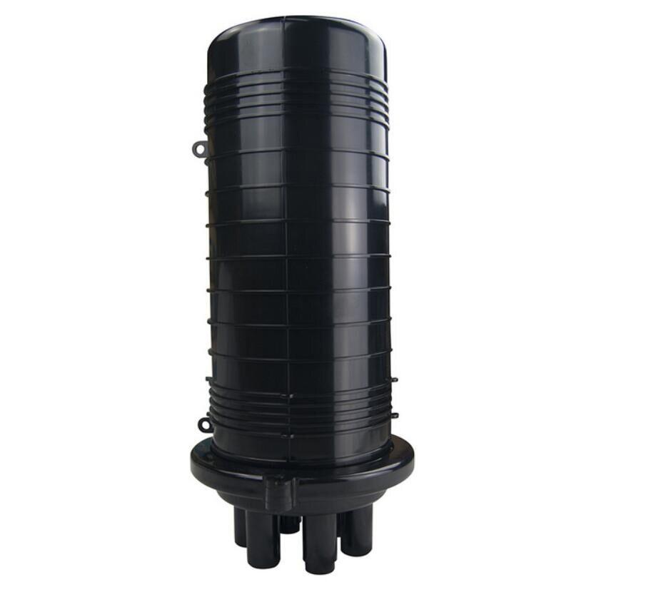 Maximum capacity fiber 144core waterproof fiber optic splice enclosure 144Core 8 40mm fiber optic splice box BY DHL