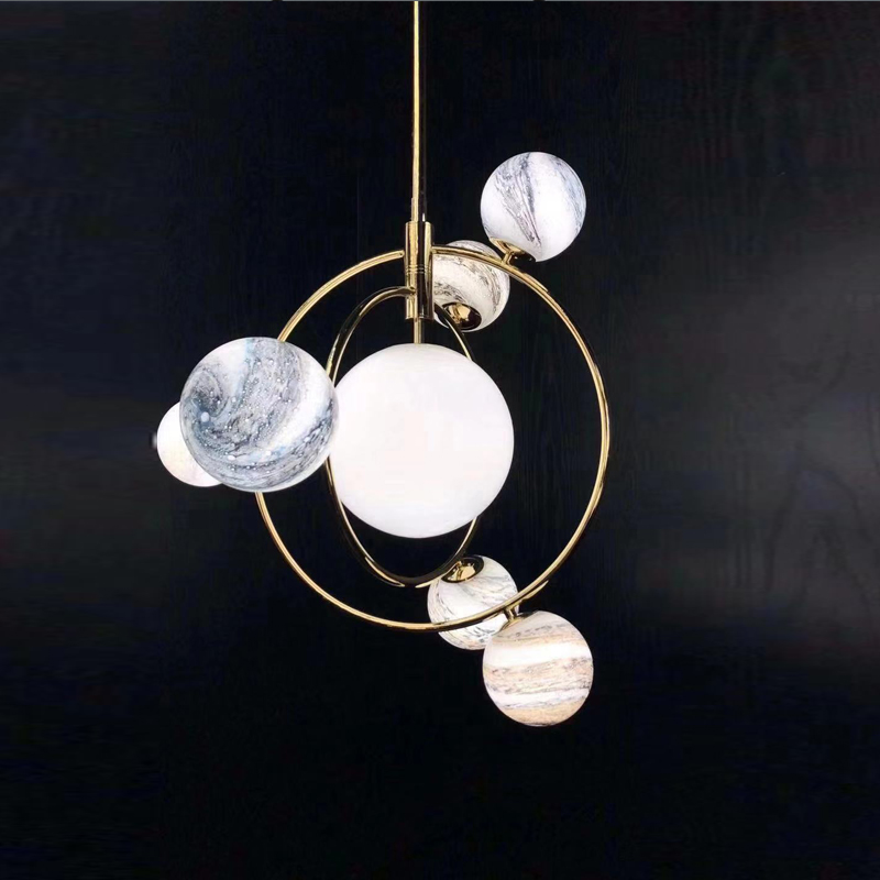 Modern hanging lamp light LED dinning bed room bedroom foyer round glass ball black gold nordic simple modern pendant light lampModern hanging lamp light LED dinning bed room bedroom foyer round glass ball black gold nordic simple modern pendant light lamp