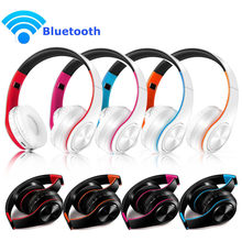 Wireless Bluetooth Foldable Headset Stereo Headphone Earphone For iPhone Samsung Gaming Mp3 Music Car Driving Hands-free(China)