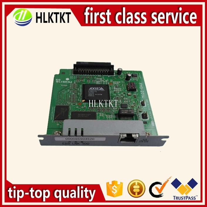 все цены на FM3-2014-000 FM3-2014 Jetdirect LBP3500 LBP3300 LBP3310 LBP5000 LBP5100 NB-C2 Network Card Print Server printer Net card онлайн