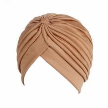 LARRIVED Muslim Cross Scarf Inner Hijab Cap Islamic Head Wear Hat Headband Turban Headwrap Women