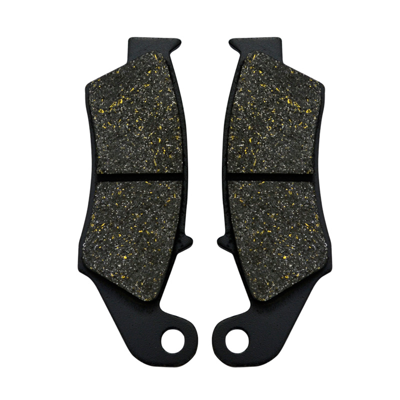 AHL Motorcycle Brake Front Pads For HONDA XR400R XR 400 R XR400 R XR 400R (1996-2005) Motorbike Parts Brake Disks motorcycle brake pads front disks for suzuki gsx 750 fw fx fy fk1 fk6 katana 1998 2206 motorbike parts fa231