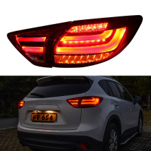 Car Styling for Mazda CX-5 Tail Lights 2013-2017 CX-5 LED Tail Lamp CX5 LED DRL Signal Brake Reverse auto Accessories цена в Москве и Питере