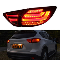Car Styling for Mazda CX 5 Tail Lights 2013 2017 CX 5 LED Tail Lamp CX5 LED DRL Signal Brake Reverse auto Accessories