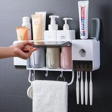 Без перфорации Зубная щётка стерилизатор uv коробка для стерилизации USB зарядка 4 Домашняя Зубная щётка полка хранения Автоматическая Зубная щётка Steril