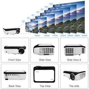 Image 5 - Everycom L6 1080p 풀 HD 프로젝터 네이티브 1920*1080 미니 휴대용 LED 비디오 프로젝터 WIFI 스마트 안 드 로이드 Beamer 아이폰에 대 한