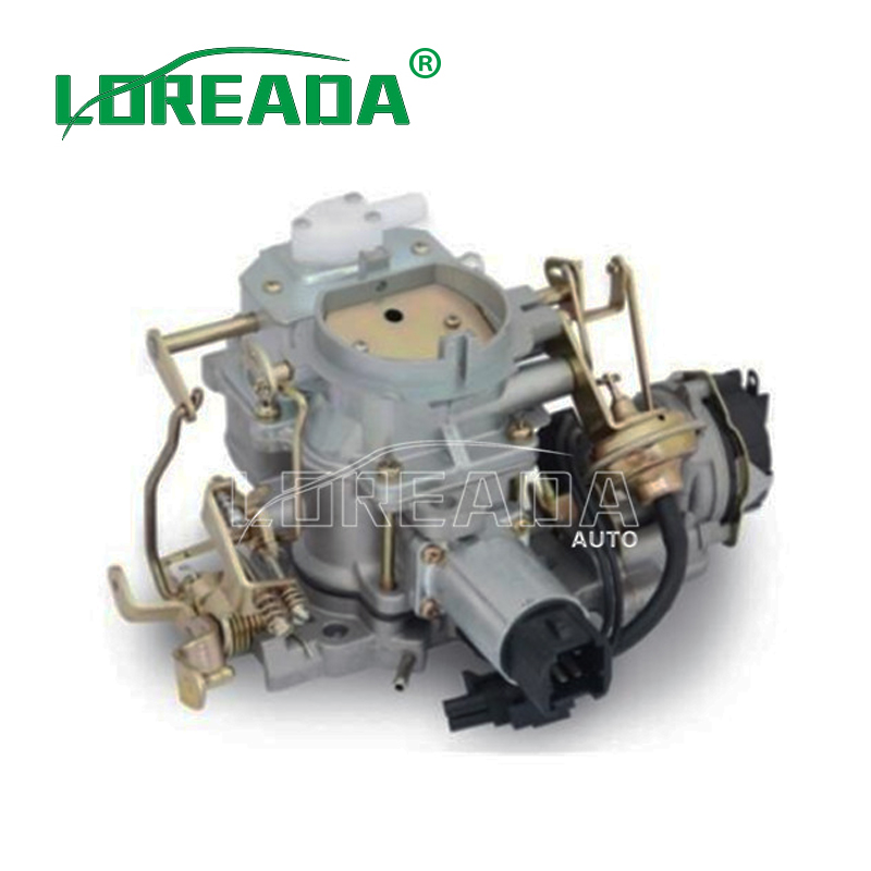 LOREADA NEW JEEP CARBURETOR TYPE FOR CARTER C2BBD 4.2L 258Cu 2 BRL W/ELECTRIC FEEDBACK VALVE