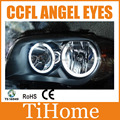Free Shipping CCFL ANGEL EYES KIT FOR BMW E87 NON PROJECTOR HALO RINGS E87 CCFL ANGELEYES LIGHTS