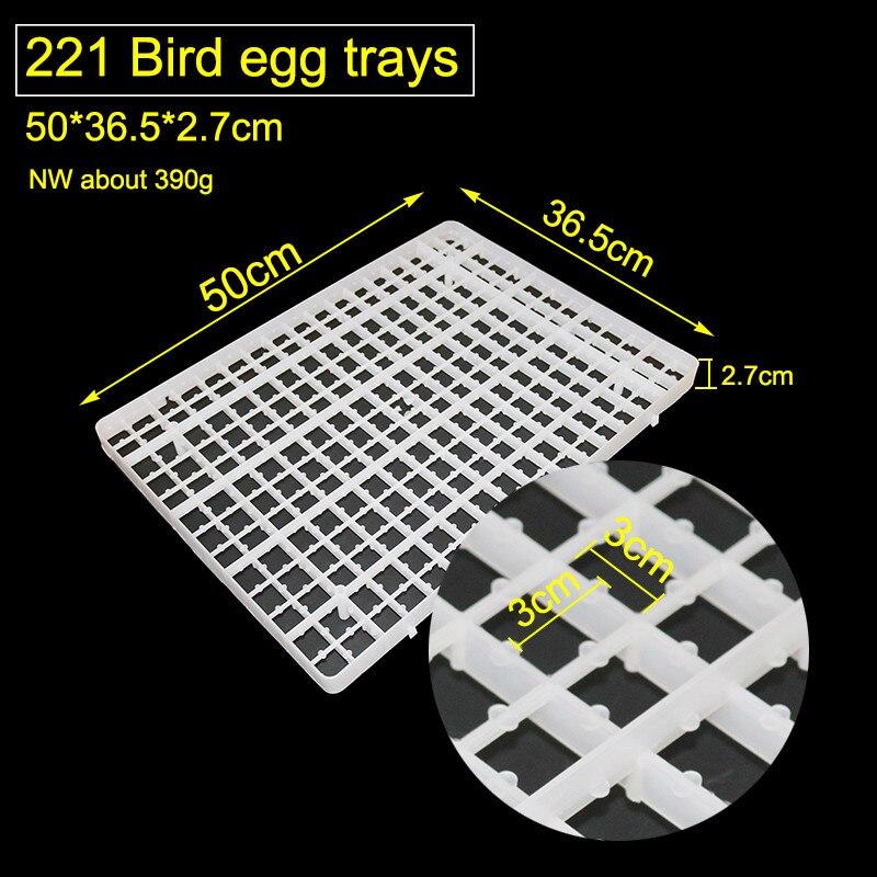 88 Eggs Tray For incubators